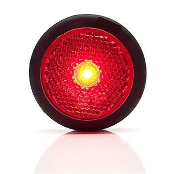 Lampa pozitie LED RED