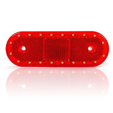 Lampa pozitie RED 20LED