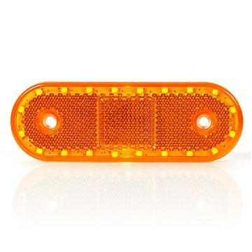 Lampa  pozitie ORANGE 20LED