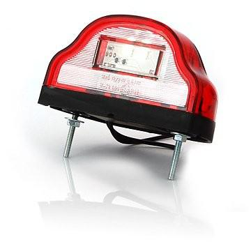 Lampa numar spate 3LED-RED